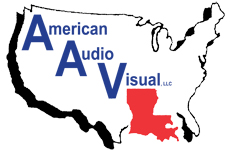 American Audio Visual Logo